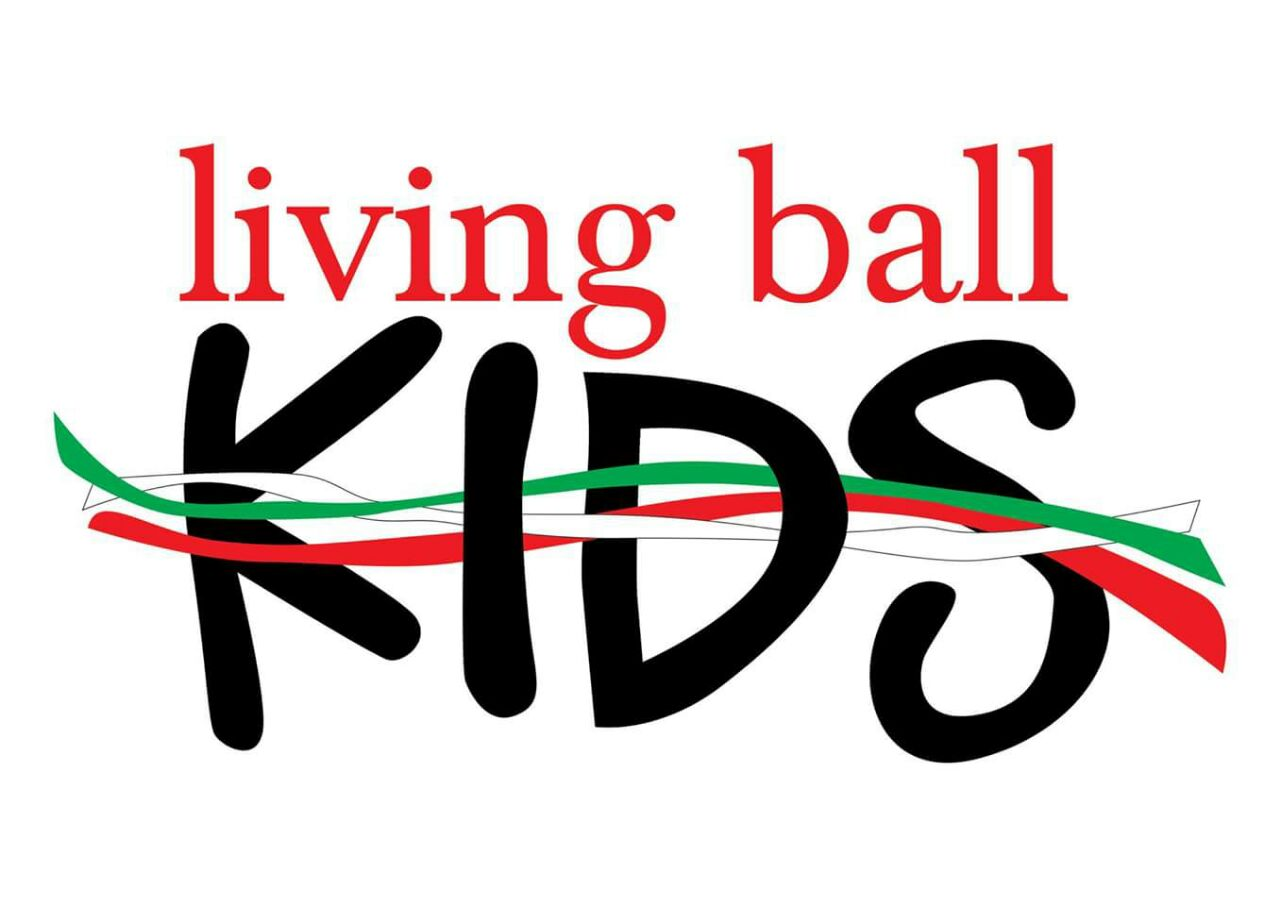 Living Ball Kids Logo